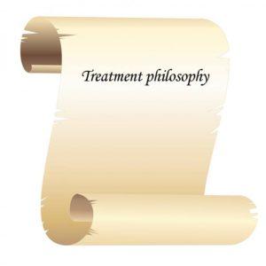 behandlingsfilosofi